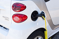 Electric car refuel
