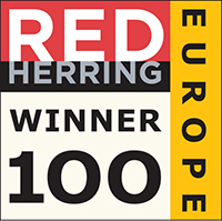2018 Red Herring Top 100 Europe Winner