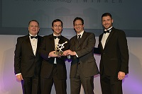 FlexEnable triumphs at the IET Innovation Awards