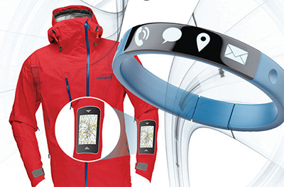 Bringing wearables to the mainstream with organic electronics technology