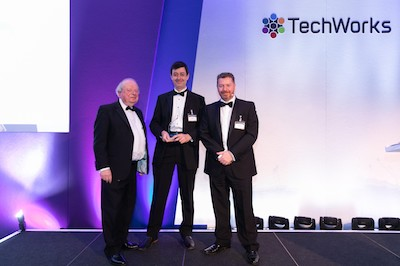 Techworks award