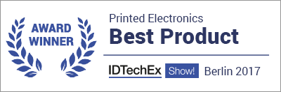 IDTechEx Printed Electronics Awards 2017