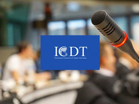 Meet FlexEnable at ICDT on 11-14 October 2020